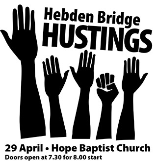 Hebden Bridge Hustings
